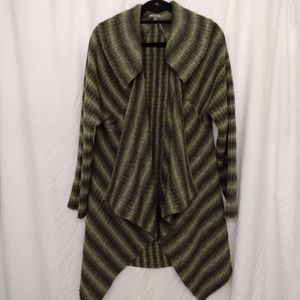 Spanner tall girls open cardigan sweater duster